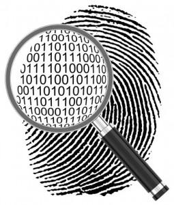 digital fingerprint - profile of TTPS