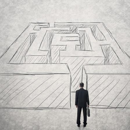 three d tactics maze of delay
